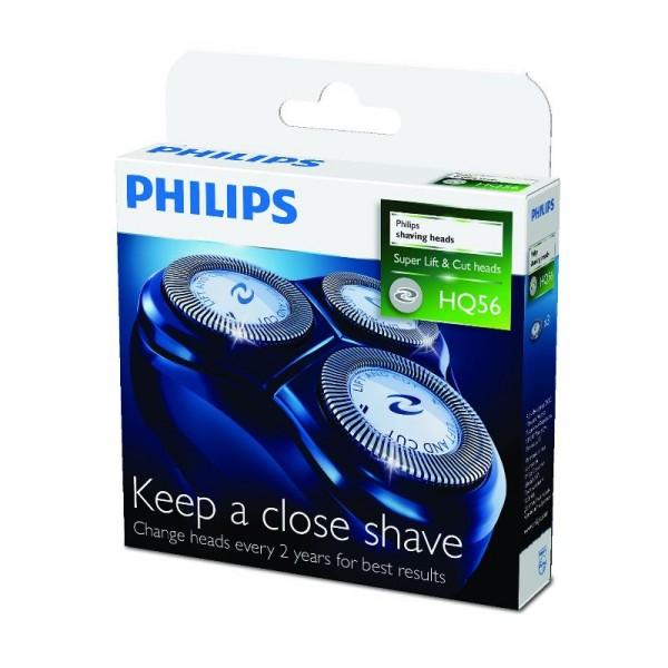 Бритвенная головка Philips HQ 56/50Аксессуары для бытовой техники<br><br><br>Тип: бритвенная головка