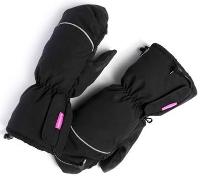 Рукавицы с подогревом Pekatherm GU930SЭлектрогрелки и электроодеяла<br>Варежки с подогревом Pekatherm GU930 - ваше оружие против холода! Варежки отлично подходят для рыбалки и для активного отдыха, сохраняя руки в тепле даже в самый сильный мороз! <br><br>Каждому знакома ситуация, когда зимой руки мёрзнут так, что даже пальцы перестаёшь чувствовать, а зимние перчатки, какими бы теплыми они на первый взгляд ни казались, далеко не всегда справляются с морозом. К счастью, у Pekatherm есть решения для подобного случая!<br>Варежки с подогревом - это высококачественные зимние перчатки, которые одинаково хорошо подойдут как для города, так и...<br><br>Тип: рукавицы с подогревом<br>Напряжение: 4,5V (одноразовые) / 3,6V (заряжающиеся) / 7,4V (СР951)<br>Материал: 100% полиэстер<br>Макс. температура: до 67°<br>Мощность: 4,5W
