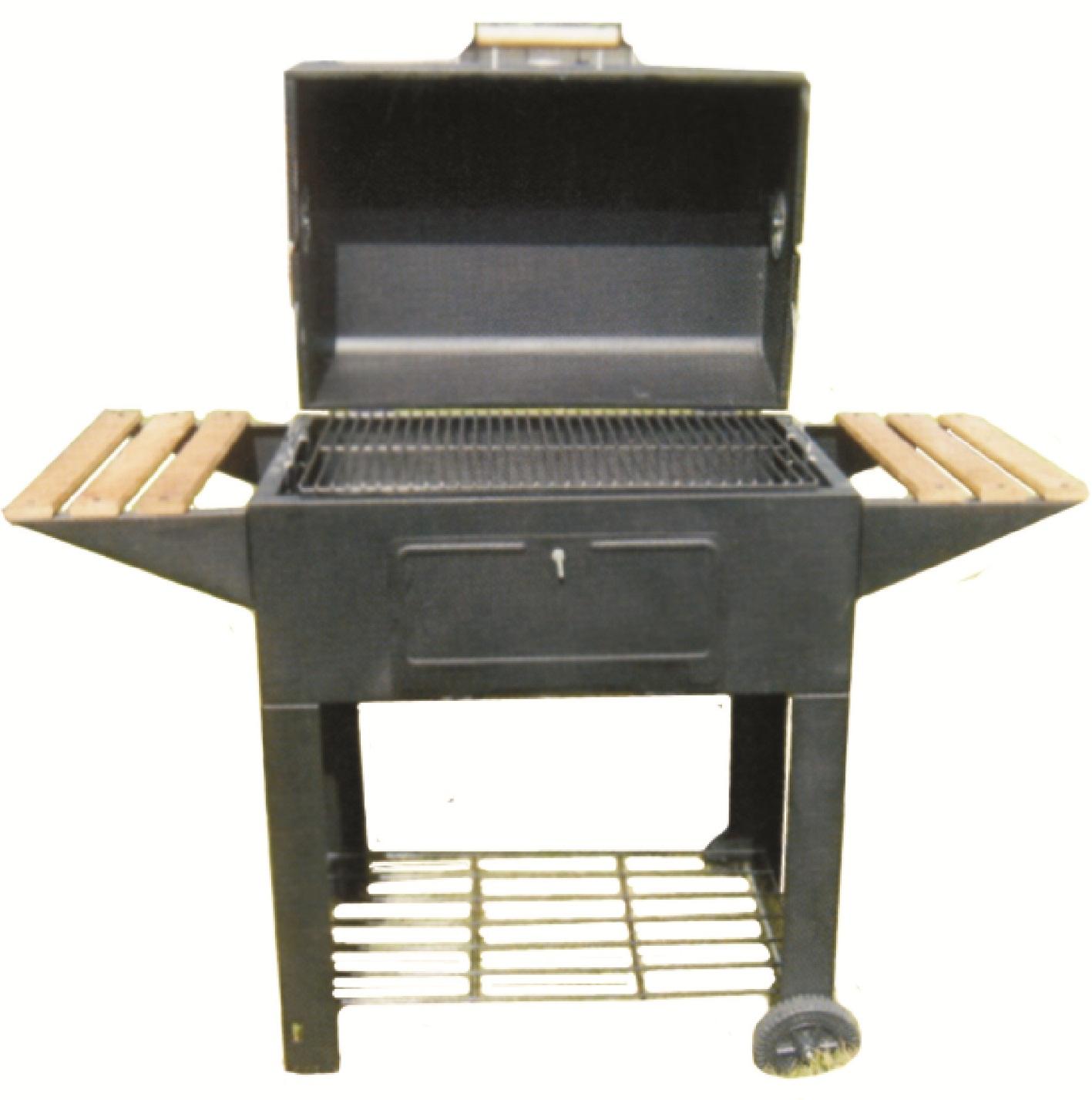 Гриль Green Glade YD-Garden GrillМангалы, барбекю, гриль<br><br><br>Тип: Гриль<br>Конструкция: напольная<br>Материал корпуса: комбинированный<br>Регулировка температуры: есть