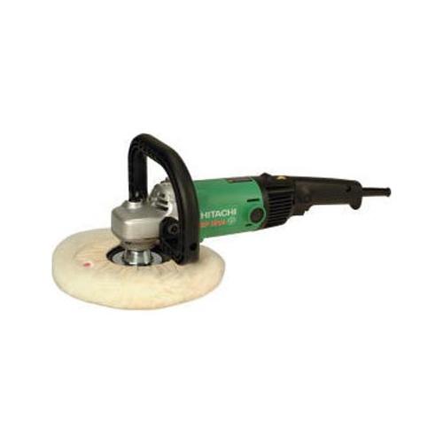 Полировальная шлифмашина Hitachi SP18VAШлифовальные и заточные машины<br>Полировальная шлифмашина Hitachi SP18VA пригодится для полировки различных изделий. Основным преимуществом данной модели является мощный двигатель 1250 Вт. Регулировочное колесико и кнопка выключателя&amp;nbsp;&amp;nbsp;изменяет скорость работы. С помощью меховой насадки можно полировать чувствительные поверхности.<br>Назначение: удаление литников и окончательная обработка литых деталей, а также деталей из различных материалов: стали, бронзы, алюминия. Шлифовка сварных узлов или деталей, полученных с помощью газовой резки. Шлифовка синтетических материалов,...<br>