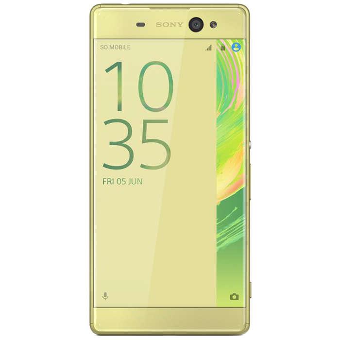 Мобильный телефон Sony F 3211 Xperia XA Ultra Lime GoldМобильные телефоны<br><br>