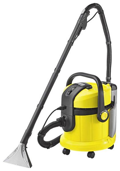 Пылесос Karcher SE 4002Пылесосы<br><br><br>Тип: Пылесос<br>Потребляемая мощность, Вт: 1400<br>Тип уборки: Сухая\влажная<br>Регулятор мощности на корпусе: Нет<br>Длина сетевого шнура, м: 7.5<br>Фильтр тонкой очистки: Есть<br>Пылесборник: Мешок<br>Индикатор заполнения пылесборника: Есть