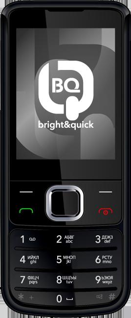 Мобильный телефон BQ BQM-2267 Nokianvirta BlackМобильные телефоны<br><br>