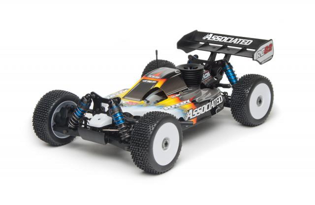 Багги Associated RC8.2 RS 4WD