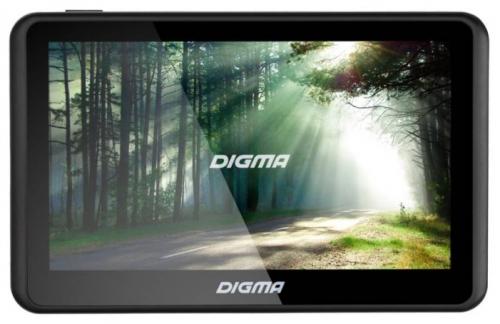 GPS навигатор Digma AllDrive 500 BlackGPS навигаторы<br><br>