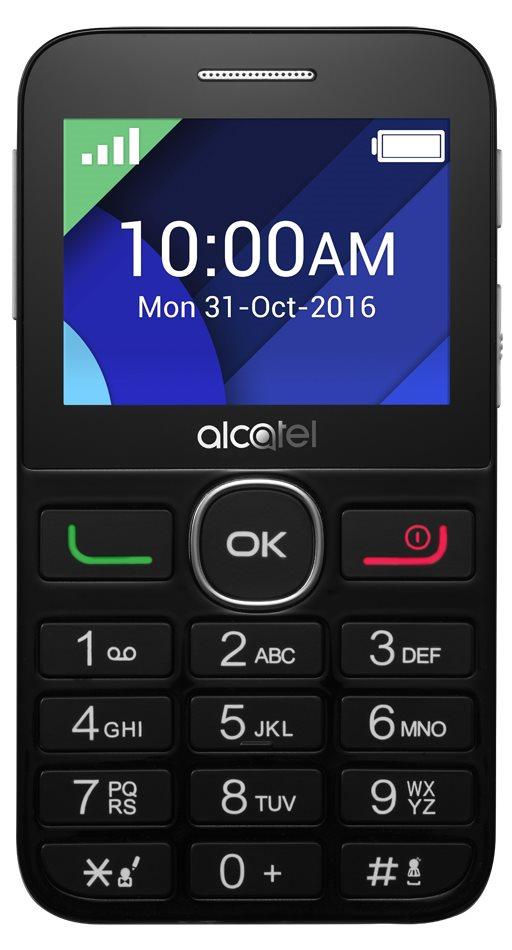 Мобильный телефон Alcatel 2008G BlackМобильные телефоны<br><br>