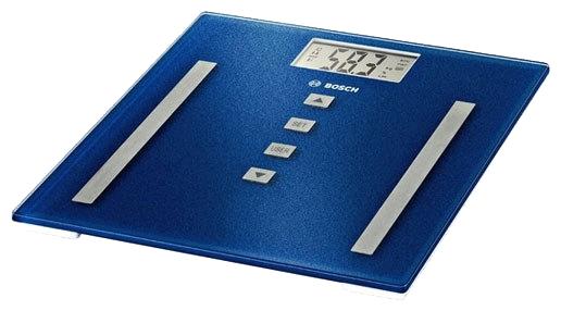 Весы Bosch PPW 3320Весы<br><br><br>Тип: напольные весы<br>Тип весов: электронные<br>Предел взвешивания, кг: 180<br>Точность измерения, г: 0.1