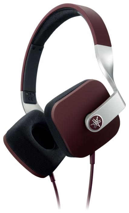 Наушники Yamaha HPH-M82 BrownНаушники и гарнитуры<br>Современный интересный дизайн, классический черный цвет, отличное качество, о чем это… наушники yamaha hph m82. Все это именно о качествах этого аксессуара. Наушники являются накладными, мониторного вида. Отлично подходят для работы за компьютером – обучения, общения онлайн, просмотра фильмов. Но для любителей больших наушников, их можно использовать и с телефоном.<br><br>Подключение у наушников yamaha hph m82 проводное, мощность 300 мВт, есть микрофон, чувствительность 105 дБ. Если хотите не просто слушать музыку, а слышать каждый шорох, то это прекрасный вари...<br><br>Тип: наушники<br>Вид наушников: Мониторные<br>Тип подключения: Проводные<br>Номинальная мощность мВт: 300<br>Диапазон воспроизводимых частот, Гц: 20 - 20000<br>Сопротивление, Импеданс: 46<br>Чувствительность дБ: 105<br>Микрофон: есть