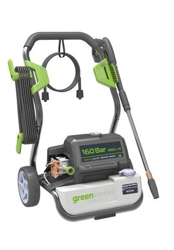 Мойка высокого давления GreenWorks GPWG8 5100907