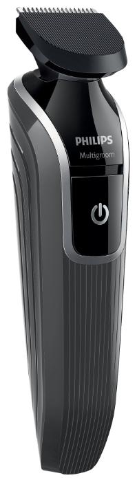 Набор для стрижки Philips QG 3327/15Машинки для стрижки и триммеры<br><br><br>Тип : Набор для стрижки<br>Возможность влажной чистки: Есть<br>Время работы, мин: 35<br>Длина стрижки, мм: 1 - 18