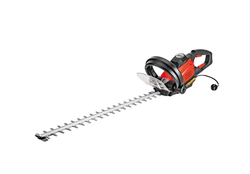 Кусторез AL-KO solo by 166Кусторезы<br>Легкий кусторез для неутомительной работы<br><br>- Очень точная лазерная раскройка ножей с алмазной заточкой обеспечит длительное использование и прецизионный срез<br>- Конец направляющей снабжен зашитой от повреждений<br>- Практичный футляр для хранения<br>- Неутомительная работа благодаря продуманной эргономике рабочей ручки<br>- Фиксатор кабеля предупреждает непроизвольное отсоединение кабеля от сети<br><br>Тип: кусторез<br>Мощность двигателя, Вт: 450<br>Длина шины дюйм/см: 45 см<br>Описание: показатель вибрации (Ручка, дуговая ручка) 2,5