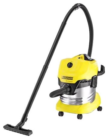 Пылесос Karcher MV 4 PremiumПылесосы<br><br><br>Тип: Пылесос<br>Потребляемая мощность, Вт: 1600<br>Тип уборки: Сухая<br>Регулятор мощности на корпусе: Нет<br>Длина сетевого шнура, м: 5<br>Пылесборник: Мешок/циклонный фильтр<br>Емкостью пылесборника : 20 л