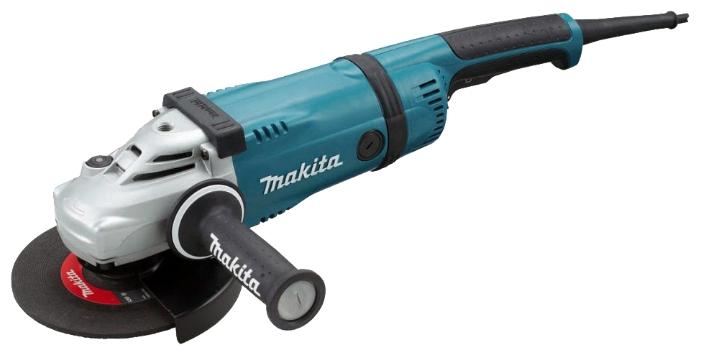 Угловая шлифмашина Makita GA7040SF01Шлифовальные и заточные машины<br><br>