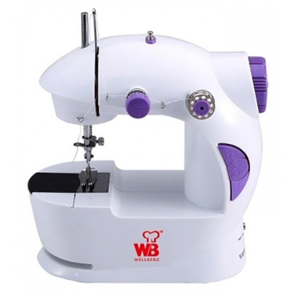 Швейная машина Wellberg WB-126Швейные машины<br><br><br>Тип: электромеханическая