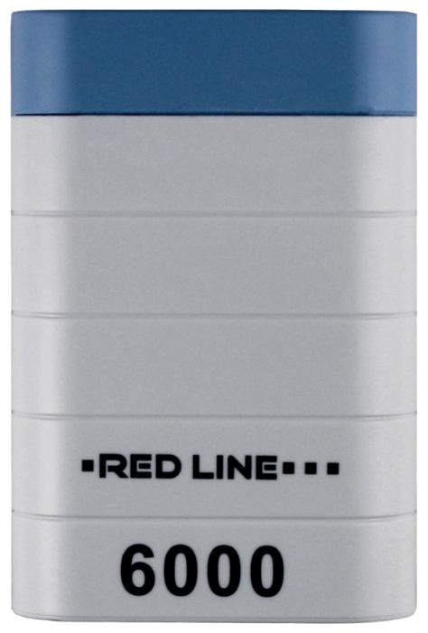 Универсальный внешний аккумулятор Red Line S7000 White
