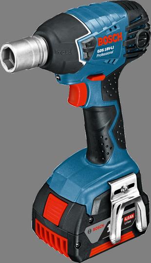 Гайковерт Bosch GDS 18 V-LI 0 [06019A1S0C]Дрели, шуруповерты, гайковерты<br>- Инновационные аккумуляторы CoolPack обеспечивают оптимальный отвод тепла и тем самым увеличивают срок службы на 100 % &amp;#40;ср. литий-ионные аккумуляторы без CoolPack&amp;#41;<br>- Bosch Electronic Cell Protection &amp;#40;ECP&amp;#41;: система защиты аккумулятора от перегрузки, перегрева и глубокого разряда<br>- Удобный индикатор заряда: показывает уровень заряда аккумулятора в любое время<br><br>Тип: гайковерт<br>Тип инструмента: ударный<br>Тип патрона: квадрат 1/2<br>Количество скоростей работы: 1<br>Питание: от аккумулятора<br>Импульсный режим: есть<br>Возможности: реверс, электронная регулировка частоты вращения<br>Съемный аккумулятор: есть