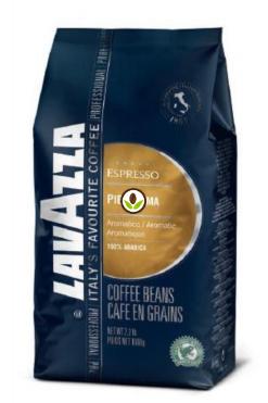 Кофе в зернах Lavazza Pienaroma зерно 1000грКофе, какао<br>Lavazza Pienaroma — итальянский кофе с крепким характером.<br>Попробуйте зерновой кофе Lavazza Pienaroma и убедитесь сами в его непревзойденном вкусе с едва заметной изысканной кислинкой!<br>Только лучшие сорта стопроцентной южноамериканской арабики были смешаны в идеальных пропорциях, чтобы вы могли наслаждаться любимым эспрессо или капучино. Засыпьте зерна в вашу кофемашину или смолите их в кофемолке, а затем приготовьте любой напиток, который вам нравится. Уже один аромат такого кофе способен вскружить голову, а в его вкусе хочется просто раствориться!<br>Фирменная...<br><br>Тип: кофе в зернах<br>Характеристика вкуса: Кислинка<br>Обжарка кофе: очень темная<br>Кофеин: С кофеином<br>Состав: 100% Арабика<br>Дополнительно: 100% Арабика