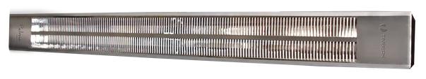 Инфракрасный обогреватель Timberk TCH AR7 1000Обогреватели<br>Инфракрасный обогреватель Timberk TCH AR7 1000 оснащен открытым ТЭНом и защитой от перегрева. Возможна как настенная, так и потолочная установка устройства. Данный обогреватель быстро выходит на рабочую температуру и обеспечивает узконаправленный обогрев.<br> <br><br>- Открытый ТЭН.<br>- Защита от перегрева.<br>- Узконаправленный обогрев.<br>- Моментальный выход на рабочую температуру.<br>- Бесшумная работа.<br>- Возможность использования в промышленных помещениях.<br>- Экономия рабочего пространства.<br>- Класс влагозащиты IP20.<br>- Настенное и потолочное крепление инфракрасного обогревателя...<br><br>Тип: инфракрасный<br>Максимальная мощность обогрева: 1000 Вт<br>Тип нагревательного элемента: ТЭН<br>Площадь обогрева, кв.м: 10<br>Управление: механическое<br>Напряжение: 220/230 В<br>Габариты: 162x4.5x11.2 см