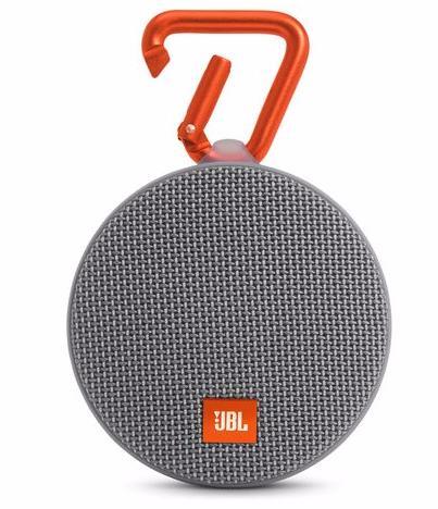Акустическая система JBL Clip 2 GreyАкустические системы<br><br><br>Состав комплекта: портативное аудио<br>Количество полос: 1<br>Мощность, Вт: 3<br>Диапазон воспроизводимых частот: 120 - 20000 Гц