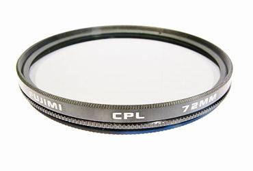 Светофильтр Fujimi M49 CPL