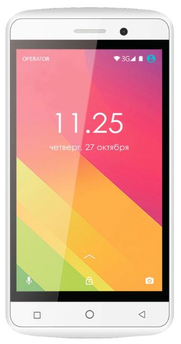Мобильный телефон Ginzzu S4030 WhiteМобильные телефоны<br><br>