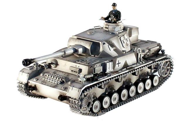 Танк Taigen Panzerkampfwagen IV Ausf. HC PRO (пневмо)