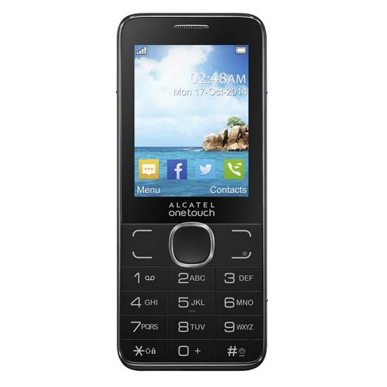Мобильный телефон Alcatel One Touch 2007D Dark ChocolateМобильные телефоны<br><br>