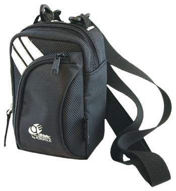 Чехол Acropolis АТ-4, черныйСумки, рюкзаки и чехлы<br><br><br>Тип: чехол<br>Описание : горизонтальное крепление на пояс, закрывается на «молнию», карман для карт памяти<br>Внешний карман: есть