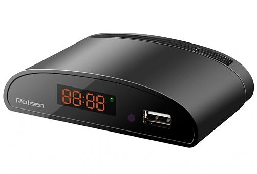 Цифровой ТВ тюнер Rolsen RDB-523A