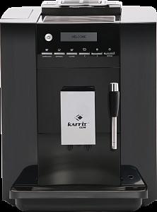 Кофемашина Kaffit KFT1602 Lucca BlackКофеварки и кофемашины<br>Kaffit KFT1602 Lucca Black: все и даже больше для любимого кофе.<br>Кофе — удивительный напиток, который одновременно и восхищает своим вкусом, и дарит заряд бодрости и оптимизма! Особенно если речь идет о натуральном, только что сваренном кофе. Вот почему кофемашина Kaffit KFT1602 Lucca Black — просто незаменимый спутник каждого любителя этого сказочного напитка.<br>Красивая, стильная, функциональная: такая модель займет достойное место на вашей кухне, чтобы каждый день радовать вас эспрессо, капучино, американо или латте. Одновременное приготовление двух чашек напитка,...<br>