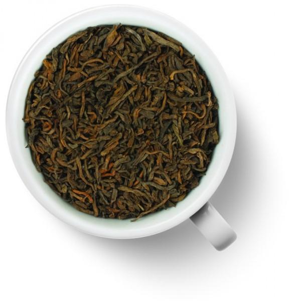 Чай Gutenberg ПуэрЧай<br>Пуэр из провинции Юньнань. Обладает характерным для пуэров земляным привкусом. При заваривании получается непрозрачный темно-янтарный настой с мягким вкусом. Фасовка от 100 гр.<br><br>Тип: чай<br>Дополнительно: как приготовить: Заваривать 2 минуты при температуре воды 98-100 С. 1 ч.л. заварки на 150 мл. воды. Можно заваривать несколько раз.
