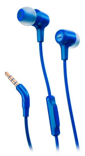 Наушники JBL E15 BlueНаушники и гарнитуры<br><br><br>Тип: наушники<br>Вид наушников: Вставные<br>Тип подключения: Проводные<br>Диапазон воспроизводимых частот, Гц: 20 - 20000<br>Сопротивление, Импеданс: 16 Ом<br>Микрофон: есть