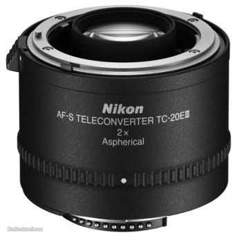 Телеконвертор Nikon TC-20EIII