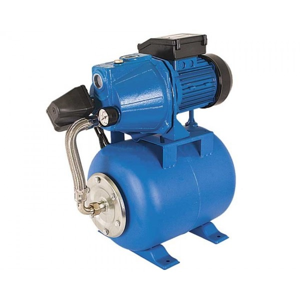 Насос Калибр СВД-650ЧНасосы<br>Станция водоснабжения Калибр СВД-650Ч предназначена для создания водопроводной сети.<br>- чугунный корпус насоса<br><br>Глубина погружения: 8 м<br>Максимальный напор: 40 м<br>Напряжение сети: 220/230 В<br>Потребляемая мощность: 650 Вт<br>Качество воды: чистая<br>Установка насоса: горизонтальная