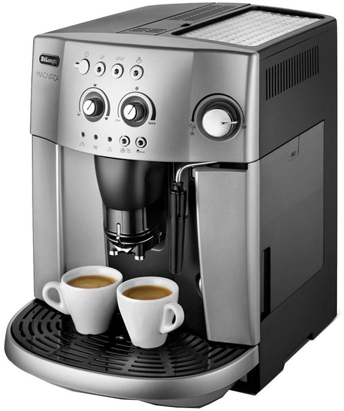 Кофемашина Delonghi ESAM 4200Кофеварки и кофемашины<br>Delonghi esam 4200 s: волшебный вкус и аромат!<br>Вам нравится аромат только что приготовленного свежего натурального кофе? А его вкус? В таком случае, самое время приобрести автоматическую кофемашину Delonghi esam 4200 s. Теперь каждое ваше утро будет начинаться с волшебного аромата и вкуса настоящего кофе! А, главное, вам совсем не придется тратить время на его приготовление, ведь эта кофемашина все делает сама!<br>Уже тысячи любителей кофе успели оценить возможности такой кофеварки, о чем они и пишут в своих благодарных отзывах. Уверены, что и вы оцените кофемашину...<br><br>Тип используемого кофе: Зерновой\Молотый<br>Мощность, Вт: 1350<br>Объем, л: 1.8<br>Давление помпы, бар  : 15<br>Встроенная кофемолка: Есть<br>Емкость контейнера для зерен, г  : 200<br>Одновременное приготовление двух чашек  : Есть<br>Подогрев чашек  : Есть<br>Контейнер для отходов  : Есть<br>Съемный лоток для сбора капель  : Есть