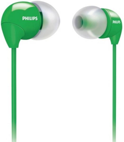 Наушники Philips SHE3590GN/10Наушники и гарнитуры<br>Зеленые наушники Philips &amp;mdash; модный тренд сезона.<br><br><br>  <br><br><br>Вы — яркая и оригинальная личность, которая любит все необычное, привлекательное и модное? В таком случае, мы уверены, что вам очень понравятся эти наушники стильного салатового цвета.<br><br><br>  <br><br><br>Эти зеленые наушники Philips — настоящая бомба! С ними вы моментально выделитесь из скучной толпы, внеся в свой имидж ярких насыщенных красок! К тому же, наушники такие удобные и компактные, что вы обязательно будете всегда брать их с собой в каждое ваше приключение!<br><br><br>  <br><br><br>Поднять настроение проще простого,...<br><br>Тип: наушники<br>Тип акустического оформления: Открытые<br>Вид наушников: Вставные<br>Тип подключения: Проводные<br>Номинальная мощность мВт: 50<br>Диапазон воспроизводимых частот, Гц: 12 - 23500<br>Сопротивление, Импеданс: 16<br>Чувствительность дБ: 102<br>Микрофон: нет