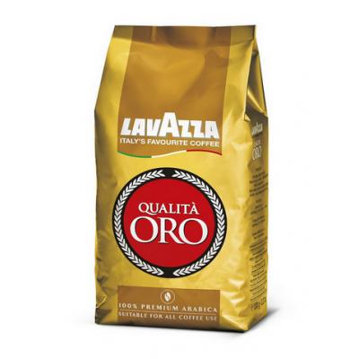 Кофе в зернах Lavazza Oro 250 гр.Кофе, какао<br>Кофе в зернах Lavazza Oro (Лавацца Оро) очень популярен, так как прекрасно готовится не только в профессиональных, но и в домашних кофемашинах. Это смесь лучших сортов Арабики, завезенных из Центральной и Южной Америки. Такой состав позволяет получать напиток с отчетливым и легко узнаваемым ароматом. Приготовленный кофе обладает сладковатым вкусом с приятной кислинкой. Консистенция получаемого напитка средняя. <br><br>Lavazza Qualita Oro - прекрасный кофе, по праву считается идеальной смесью для приготовления классического эспрессо.<br><br>Вакуумная упаковка со специальным...<br><br>Тип: кофе в зернах<br>Обжарка кофе: средняя<br>Кофеин: С кофеином<br>Состав: 100% Арабика<br>Дополнительно: 100% Арабика