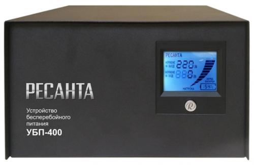 Источник питания Ресанта УБП-400