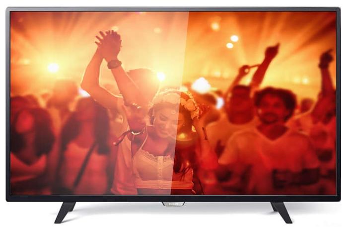 Жк телевизор Philips 32PHT4001/60ЖК и LED телевизоры<br>- Утонченные линии подчеркивают изящность дизайна<br>Изящный, современный, лаконичный дизайн. Неудивительно, что ультратонкий силуэт телевизора Philips притягивает к себе взгляд - это идеальное решение, которое прекрасно дополнит любой интерьер.<br><br>- Светодиодный LED TV: невероятная контрастность изображения<br>Благодаря LED-подсветке уровень энергопотребления снижается, а показатели яркости изображения, контрастности и цветопередачи улучшаются.<br>Светодиодный LED TV: невероятная контрастность изображения<br><br>- Picture Performance Index улучшает каждый аспект изображения...<br><br>Поддержка телевизионных стандартов: PAL/SECAM/NTSC