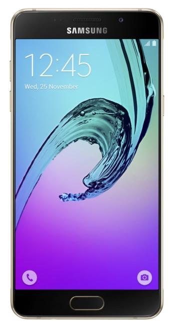 Мобильный телефон Samsung Galaxy A5 (2016) SM-A510F GoldМобильные телефоны<br><br>