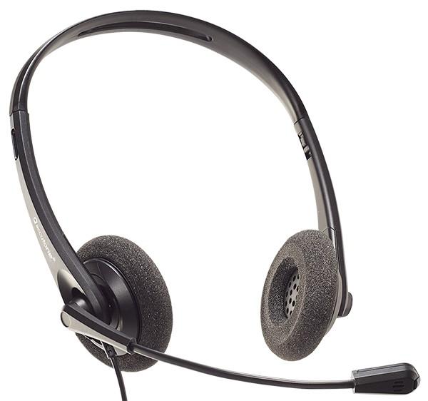 Гарнитура Accutone UB200 USBНаушники и гарнитуры<br>Accutone UB200 USB - профессиональная гарнитура для call-центра. Гарнитура имеет два динамика с расширенным звуковым диапазоном, что позволит не только прекрасно слышать собеседника, но и не отвлекаться на посторонние шумы. Микрофон с шумоподавлением позволит убрать лишние сигналы, и поэтому собеседник услышит только ваш голос. Особенно это важно в условиях call-центра, где работает одновременно большое количество операторов.<br>Accutone UB200 USB оснащена технологией ASB &amp;#40;защита от акустического удара&amp;#41;. Кроме того, гарнитура выполнена из легких и прочных материалов...<br><br>Тип: гарнитура<br>Тип подключения: Проводные<br>Диапазон воспроизводимых частот, Гц: 20 - 20000 Гц<br>Микрофон: есть<br>Частотный диапазон микрофона, Гц: 100 - 1000 Гц