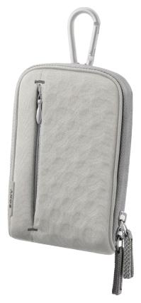 Чехол Sony LCS-TWM GreyСумки, рюкзаки и чехлы<br><br><br>Тип: чехол<br>Описание : легкий и стильный чехол для переноски фотокамер Sony Cyber-shot™