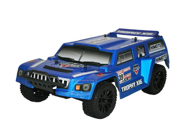 Шорт-корс трак Himoto ETY-16 4WD