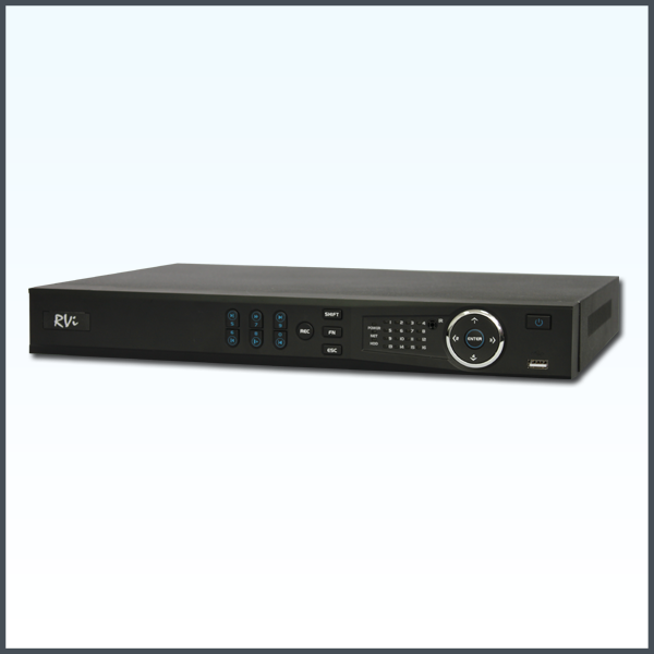 IP-видеорегистратор RVi-IPN16/2