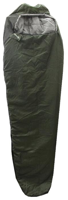 Спальный мешок Green Glade Pack 1000Спальные мешки<br><br><br>Тип: спальный мешок<br>Тип спального мешка: кокон<br>Капюшон: есть<br>Температура комфорта: +5/+9°С<br>Наружный материал: полиэстер (Taffeta 190)<br>Внутренний материал: хлопок<br>Наполнитель: синтетика (Termofiber, 700 г/\м2)