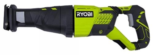 Сабельная пила Ryobi RRS1200-K (3002472)Пилы<br>Сабельная пила Ryobi RRS1200-K имеет регулируемую опорную подошву. Для замены оснастки не требуются дополнительные приспособления, что значительно экономит время. Cистема гашения вибрации делает работу с пилой менее утомительной, а распил - более точным. Модель поставляется с 3 пилками, что позволяет приступать к работе сразу после покупки. <br><br>- Мощный двигатель - для высокой производительности;<br>- Бесключевая замена оснастки;<br>- Опорная подошва регулируется - для большего срока службы пильных полотен;<br>- Антивибрационная рукоятка снижает утомляемость ...<br><br>Тип: сабельная пила<br>Конструкция: ручная<br>Мощность, Вт: 1200<br>Работа с металлом: есть<br>Функции и возможности: плавная регулировка скорости, антивибрация