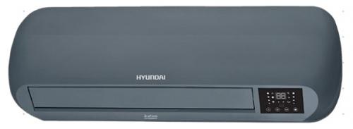 Термовентилятор Hyundai H-FH1-20-UI590Обогреватели<br><br><br>Тип: термовентилятор<br>Максимальная мощность обогрева: 2000 Вт<br>Тип нагревательного элемента: керамический нагреватель<br>Площадь обогрева, кв.м: 25<br>Вентилятор : есть<br>Управление: электронное<br>Регулировка температуры: есть<br>Термостат: есть<br>Таймер: есть<br>Пульт ДУ: есть