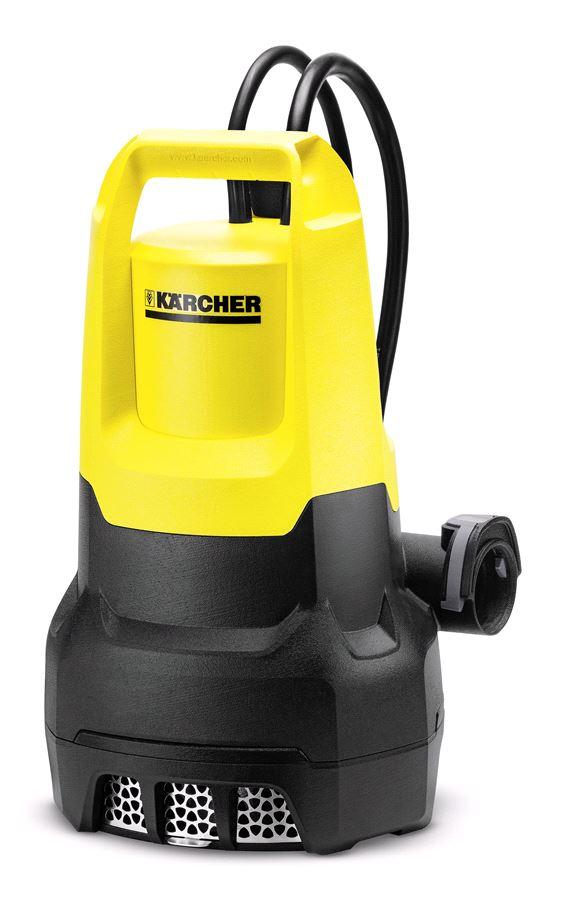 Насос Karcher SP 7 DirtНасосы<br>Насос Karcher SP 7 Dirt 1.645-504 - агрегат для использования в подтопленных местах, откачивания воды из котлованов объемом до 100 куб.м. и садовых прудов. Производительность модели составляет 15500 л/ч. Работа возможна в ручном и автоматическом режиме. Поплавковый выключатель защищает от работы всухую. Данный насос перекачивает воду с частицами размером до 30 мм.<br><br>Глубина погружения: 7 м<br>Максимальный напор: 8 м<br>Пропускная способность: 15 куб. м/час<br>Напряжение сети: 220/230 В<br>Потребляемая мощность: 750 Вт<br>Качество воды: грязная<br>Размер фильтруемых частиц: 30 мм<br>Установка насоса: вертикальная