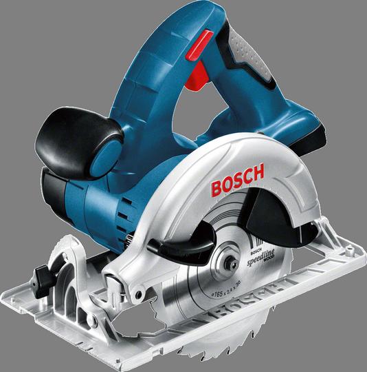 Дисковая пила Bosch GKS 18 V-LI [060166H006]Пилы<br>- Уникальная литий-ионная технология класса Premium от Bosch для увеличения срока службы и исключительно долгой работы на одной зарядке аккумулятора<br>- Bosch Electronic Cell Protection &amp;#40;ECP&amp;#41;: система защиты аккумулятора от перегрузки, перегрева и глубокого разряда<br>- Эргономичная рукоятка с удобной зоной обхвата &amp;#40;с мягкой накладкой&amp;#41; для надежного удержания инструмента в руках и неутомительной работы<br>- Плавная регулировка глубины резки с помощью быстрозажимного рычага<br>- Эффект зарядки Bosch Hyper Charge: быстрая зарядка позволяет подзаряжать аккумулятор на 75?% за...<br><br>Тип: дисковая<br>Конструкция: ручная