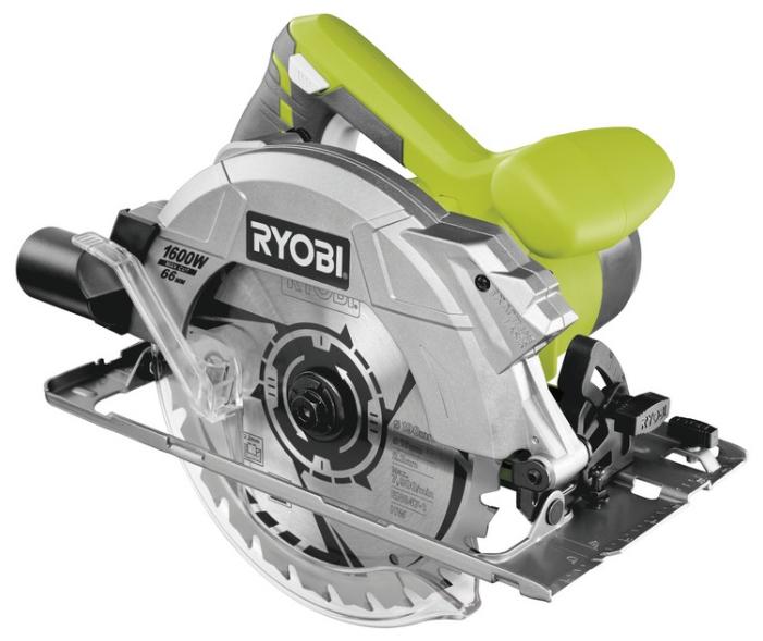 Дисковая пила Ryobi RCS1600-K (3002779)Пилы<br>Дисковая пила Ryobi RCS1600-K используется для продольного и поперечного реза древесины. Угол наклона диска можно отрегулировать в диапазоне от 0 до 45 градусов. Дополнительная рукоятка обеспечивает надежный захват, что упрощает контроль над инструментом. Модель оборудована специальным патрубком для отвода опилок и пыли, благодаря чему сохраняется чистота на рабочем месте.<br><br>- Компактная, легкая и эргономичная конструкция для комфортной работы<br>- Регулируемое основание позволяет изменять угол реза в диапазоне 0-45°<br>- Регулируемая глубина резания для...<br><br>Тип: дисковая<br>Конструкция: ручная<br>Мощность, Вт: 1600<br>Функции и возможности: лазерный маркер, подключение пылесоса